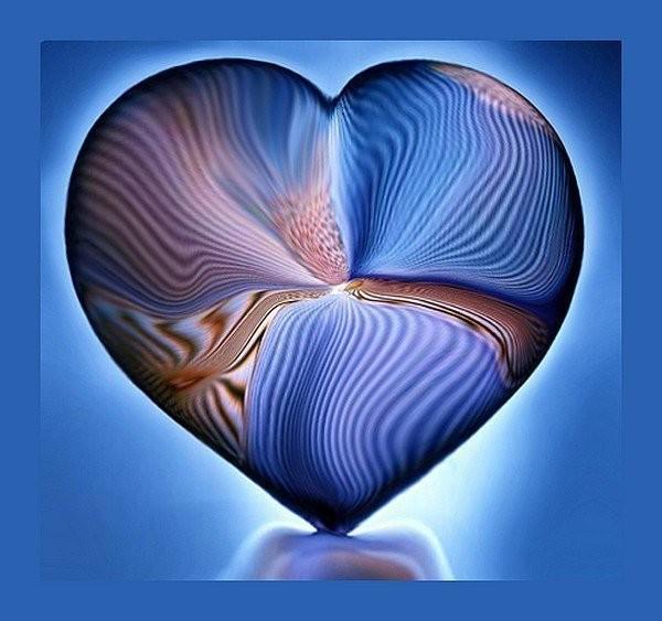 image de beau coeur offert par GENEVIEVE