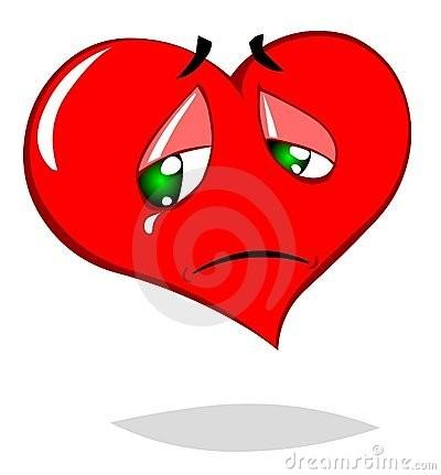 Monsieur Coeur est triste!