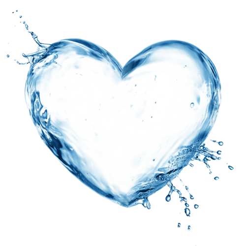 coeur bleu un joli coeur d 39 eau centerblog. Black Bedroom Furniture Sets. Home Design Ideas