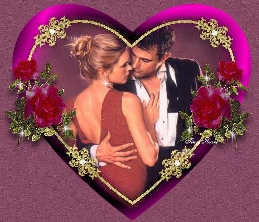Bonne beau couple d 39 amoureux centerblog - Un coeur amoureux ...