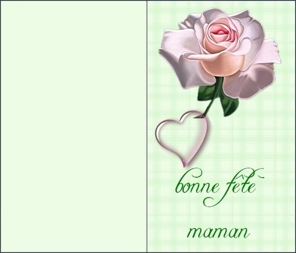 Carte Bonne Fete Maman Imprimer.Maman Bonne Fete Page 5