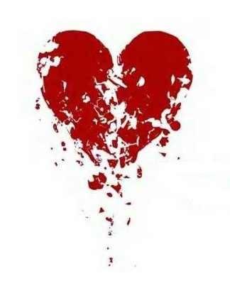 """Résultat de recherche d'images pour """"coeur brisé en mille morceaux"""""""