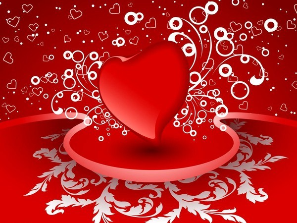 belle image d 39 un coeur rouge centerblog. Black Bedroom Furniture Sets. Home Design Ideas