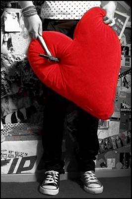 Coeur maltraité, Coeur blessé