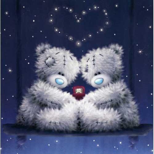 ours et coeur belle image offerte par eva sofia