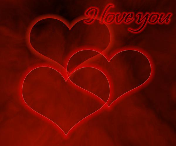 **I LOVE YOU**