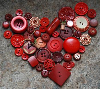 Joli Coeur tout en boutons